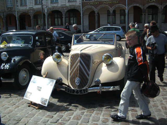 Les 75 ans de la traction avant à Arras Bild0021