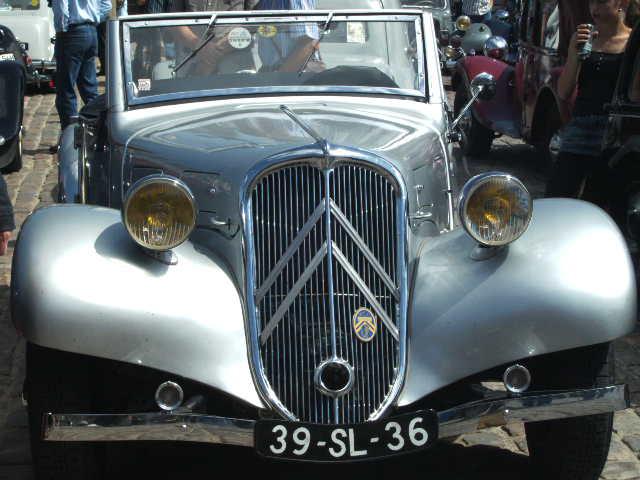 Les 75 ans de la traction avant à Arras Bild0022