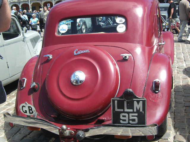 Les 75 ans de la traction avant à Arras Bild0023