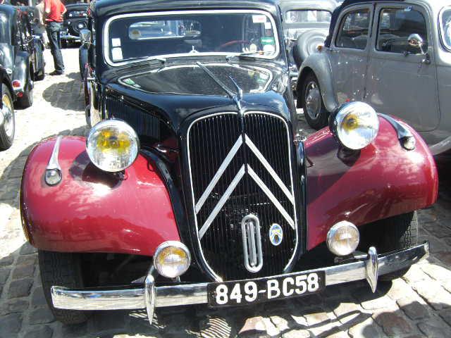 Les 75 ans de la traction avant à Arras Bild0024