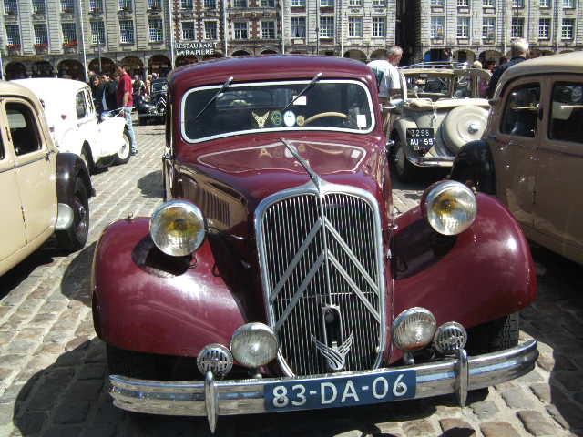 Les 75 ans de la traction avant à Arras Bild0025