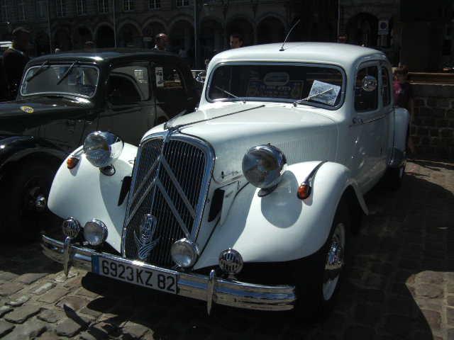 Les 75 ans de la traction avant à Arras Bild0026