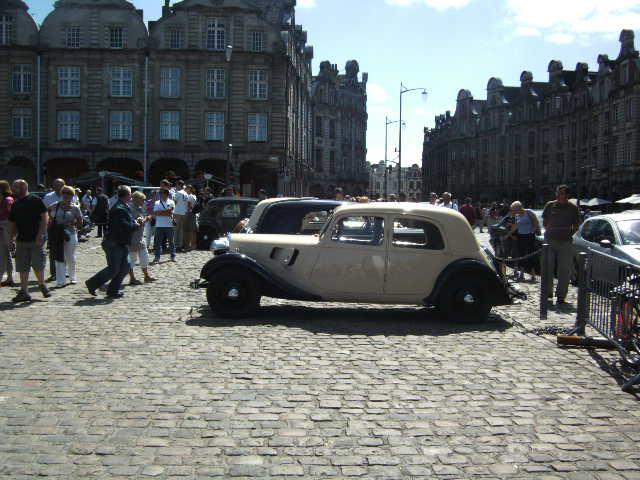 Les 75 ans de la traction avant à Arras Bild0029