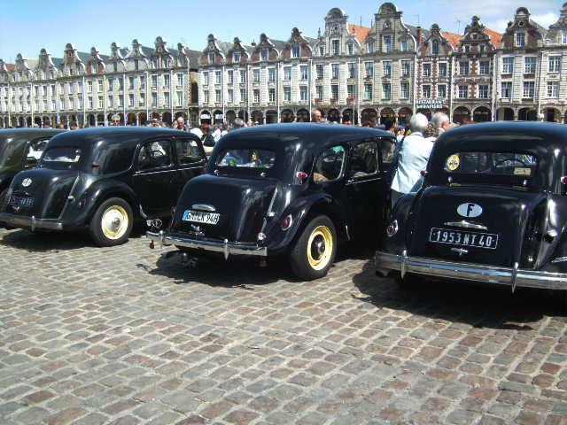 Les 75 ans de la traction avant à Arras Bild0030