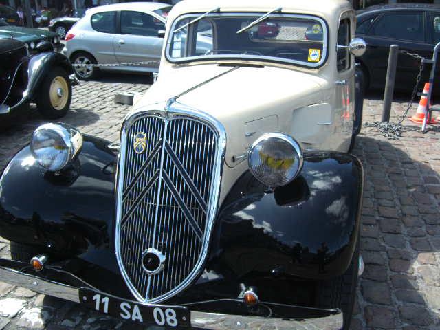 Les 75 ans de la traction avant à Arras Bild0031