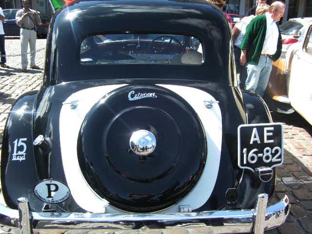Les 75 ans de la traction avant à Arras Bild0032