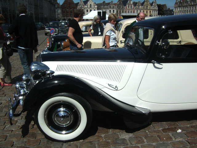 Les 75 ans de la traction avant à Arras Bild0033