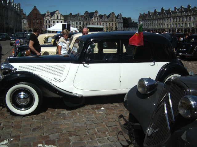 Les 75 ans de la traction avant à Arras Bild0034