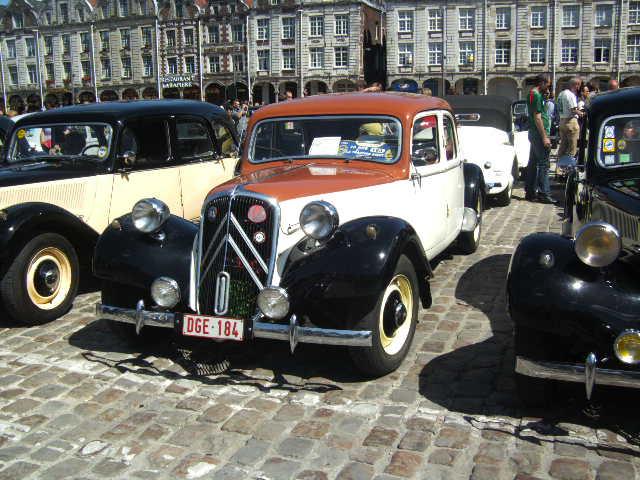 Les 75 ans de la traction avant à Arras Bild0035