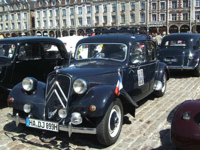 Les 75 ans de la traction avant à Arras Bild0037
