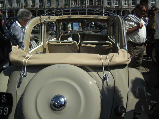 Les 75 ans de la traction avant à Arras Bild0038