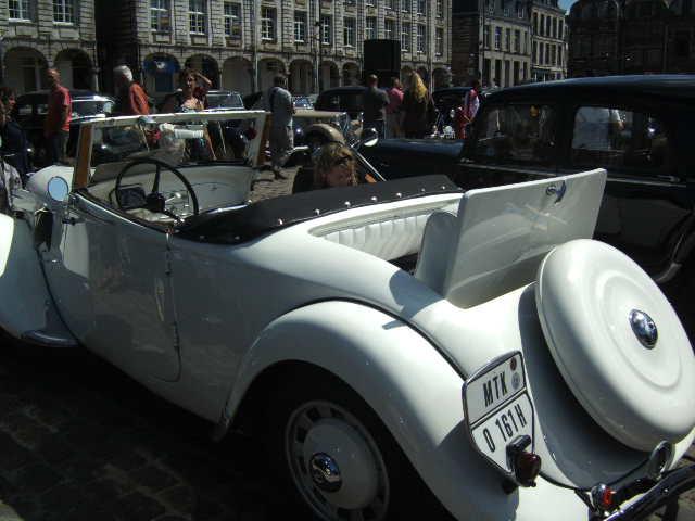 Les 75 ans de la traction avant à Arras Bild0039