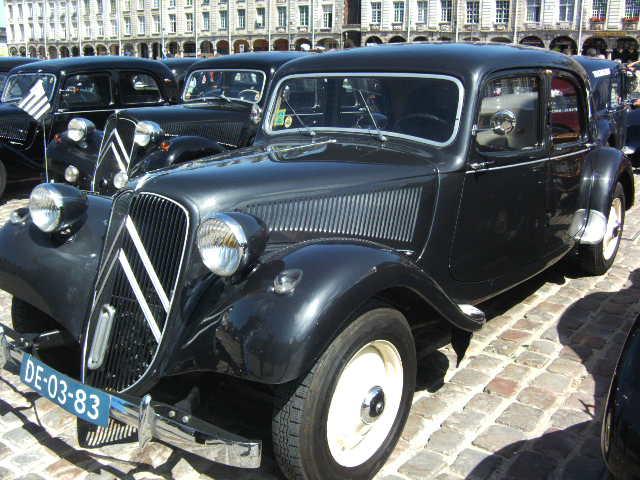 Les 75 ans de la traction avant à Arras Bild0040