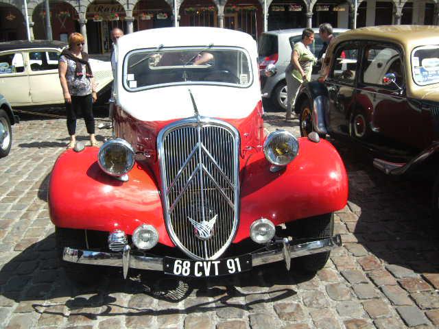 Les 75 ans de la traction avant à Arras Bild0041