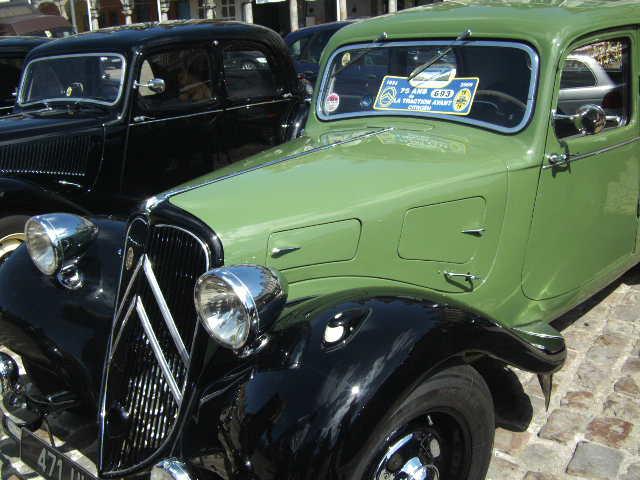 Les 75 ans de la traction avant à Arras Bild0042