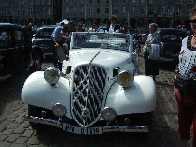 Les 75 ans de la traction avant à Arras Bild0043