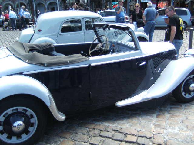 Les 75 ans de la traction avant à Arras Bild0044