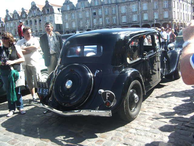 Les 75 ans de la traction avant à Arras Bild0111