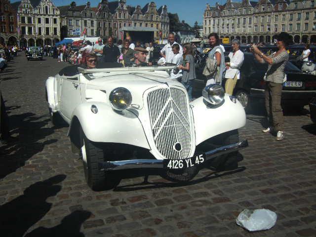 Les 75 ans de la traction avant à Arras Bild0113