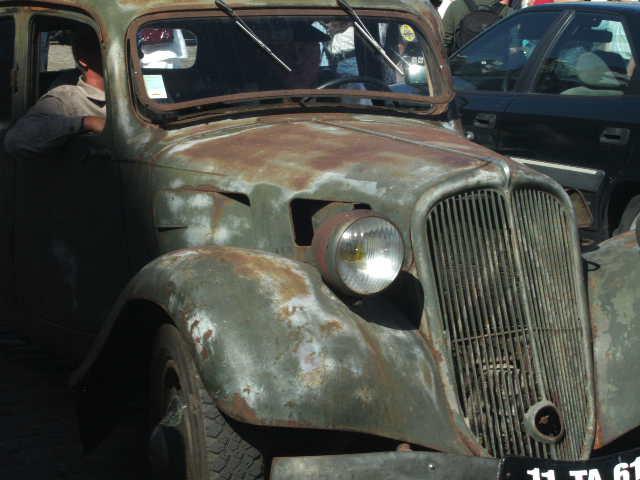 Les 75 ans de la traction avant à Arras Bild0116