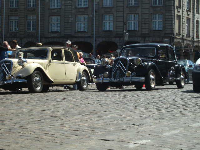 Les 75 ans de la traction avant à Arras Bild0120