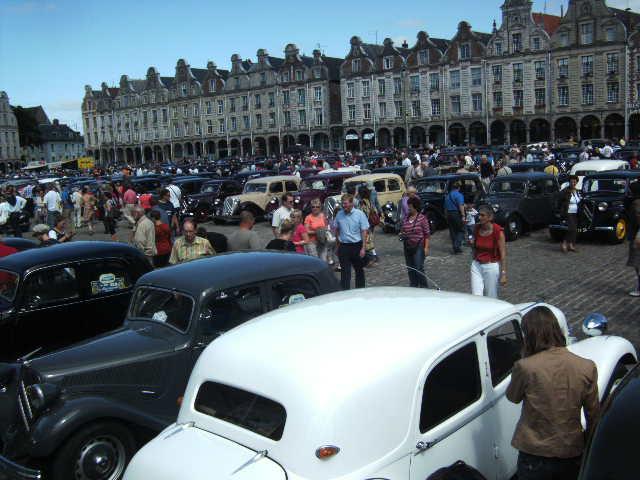Les 75 ans de la traction avant à Arras Bild0121