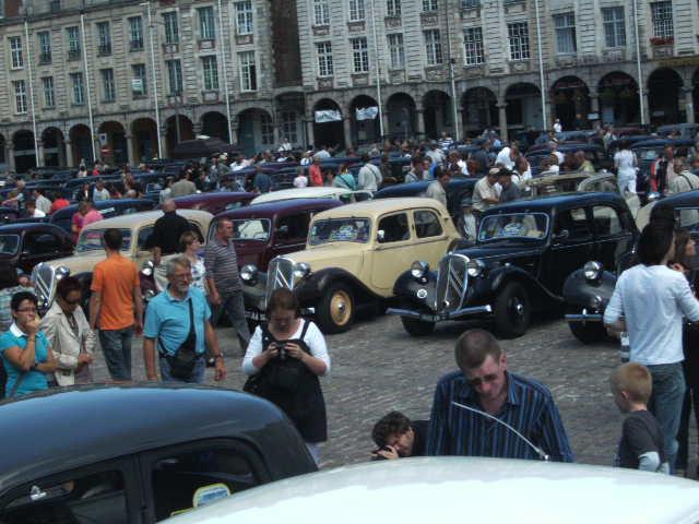 Les 75 ans de la traction avant à Arras Bild0122