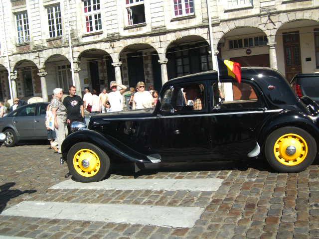Les 75 ans de la traction avant à Arras Bild0210