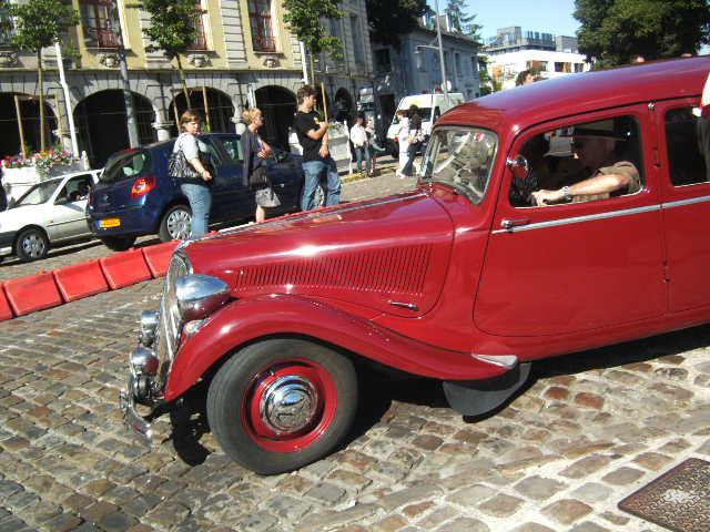Les 75 ans de la traction avant à Arras Bild0211