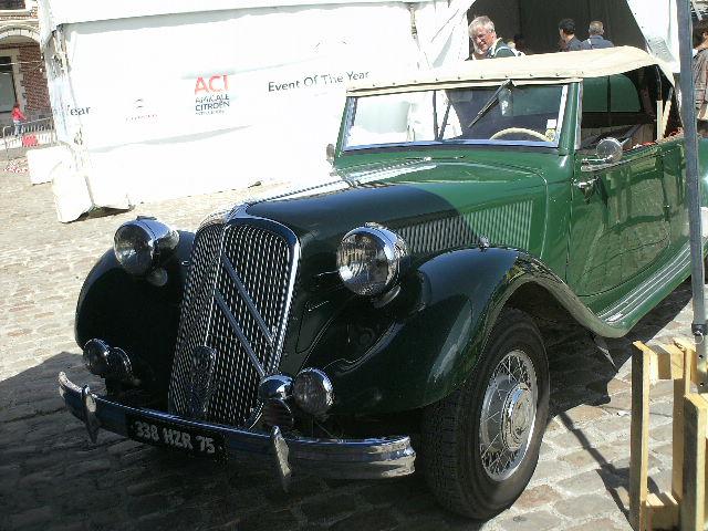 Les 75 ans de la traction avant à Arras Pict0014
