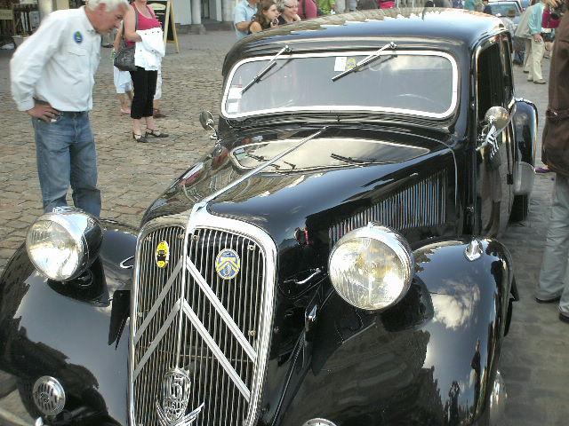 Les 75 ans de la traction avant à Arras Pict0021
