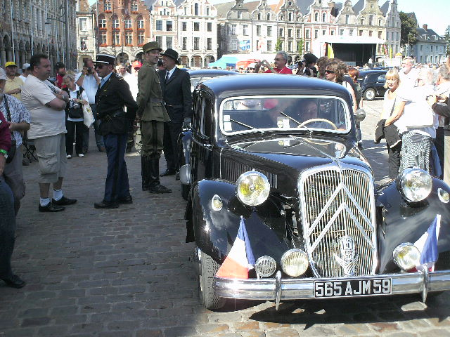 Les 75 ans de la traction avant à Arras Pict0024