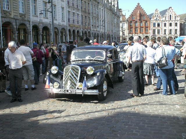 Les 75 ans de la traction avant à Arras Pict0110