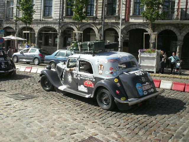 Les 75 ans de la traction avant à Arras Pict0120