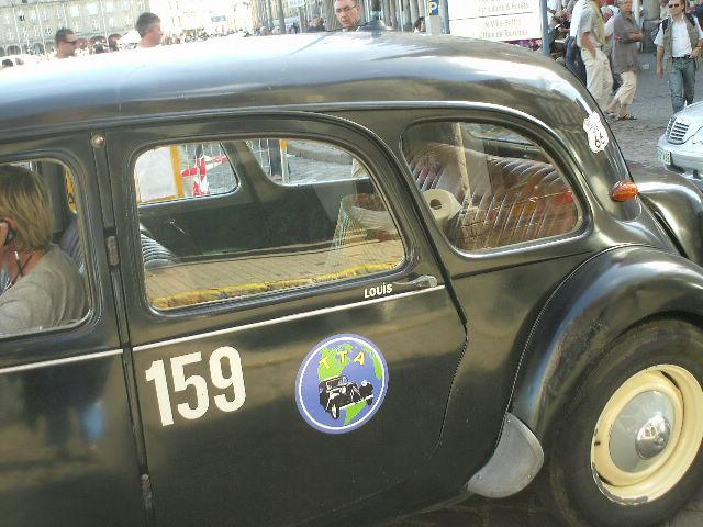 Les 75 ans de la traction avant à Arras Pict0121
