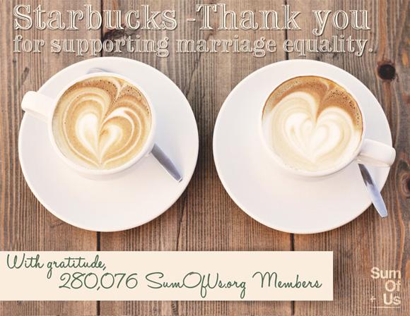 Boycott de Starbucks Gostar10