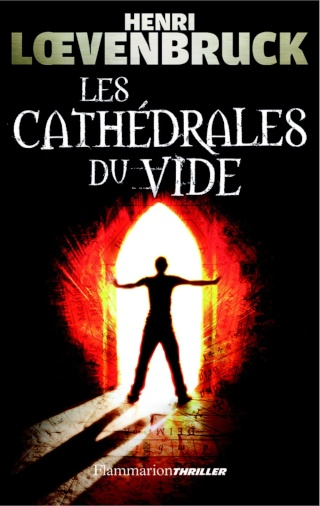 ARI MACKENZIE (Tome 02) LES CATHEDRALES DU VIDE de Henri Loevenbruck Cover14