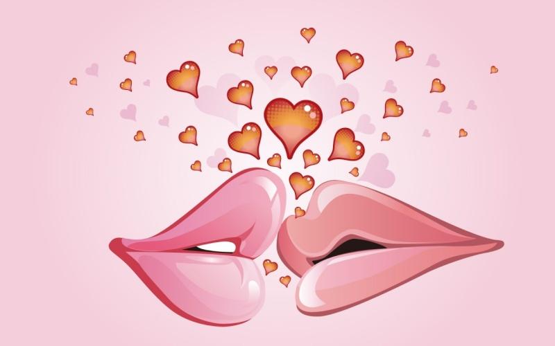 Avatars St Valentin Lips-k10