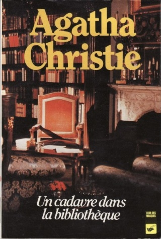 UN CADAVRE DANS LA BIBLIOTHÈQUE d'Agatha Christie Un_cad10