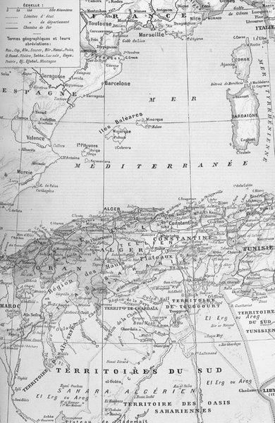Le T6 en Algérie Carte10