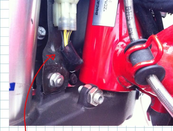 TUTO : Installation de clignotants à led DP sur le phare  D-led-34