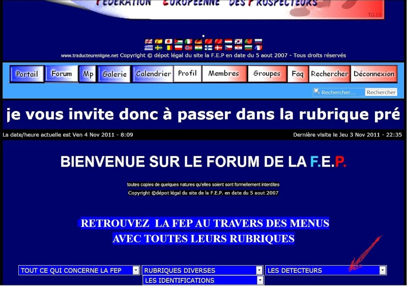 Les outils de navigation des forums de la FEP Page_m12