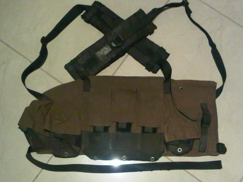 44 Para Brigade chest webbing Img-2011