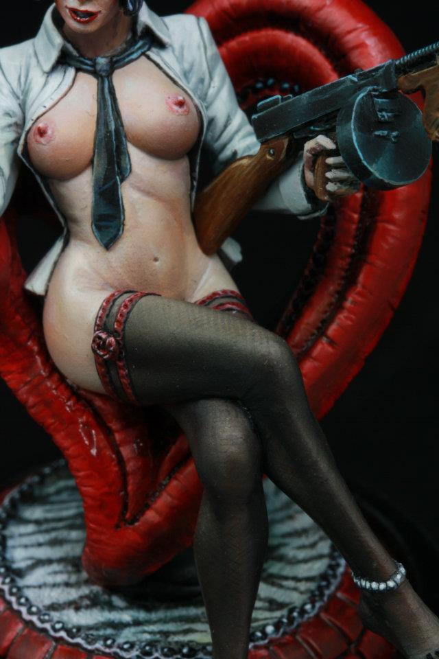 Master 54mm : Valentine pour kabuki  37957110