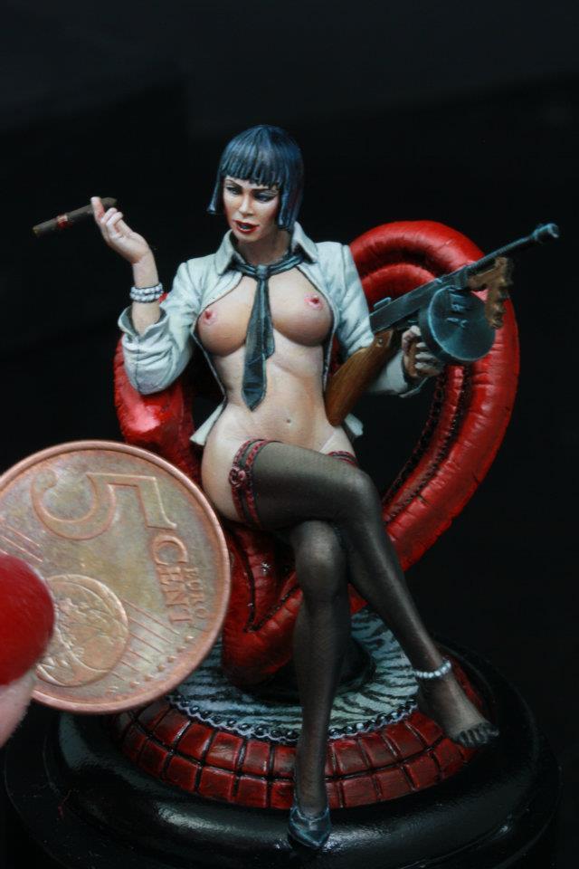 Master 54mm : Valentine pour kabuki  39114210