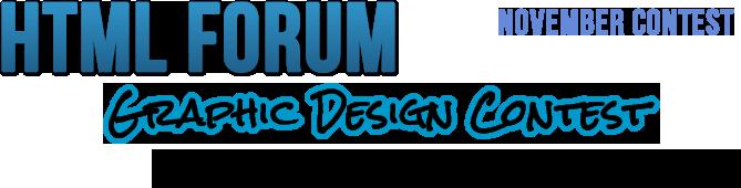 HTML Forum Contes11