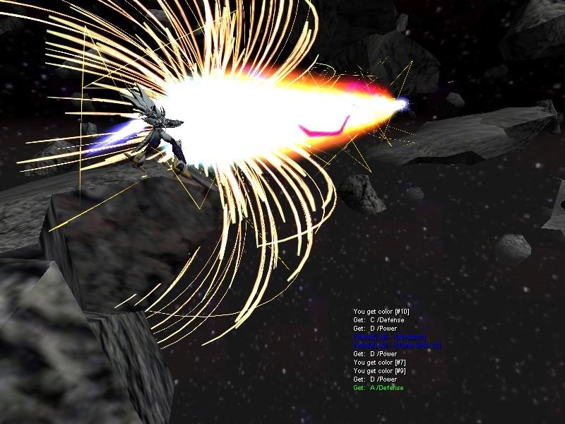 strike - Mecha Screenshot Shot0119