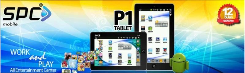 SPC P1 TABLET 2012-010