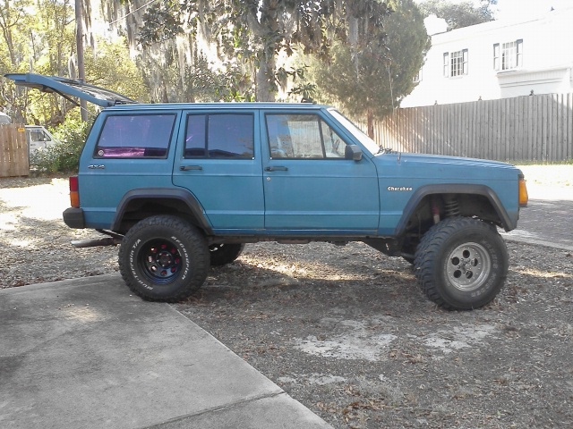 """ATTN ALL project """"BUILT not Bought"""" 89 xj  Img05910"""