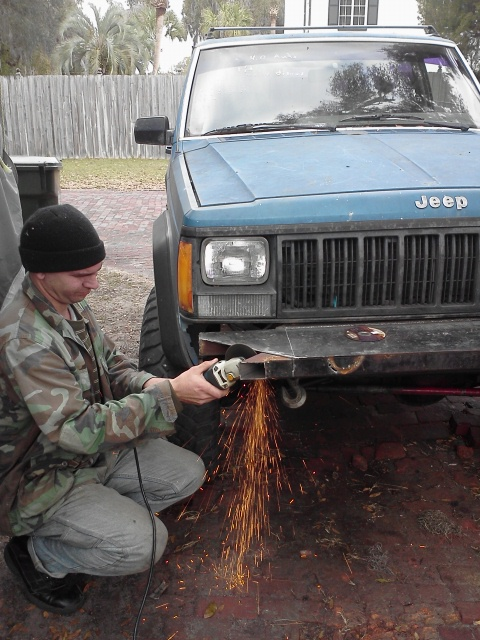 """ATTN ALL project """"BUILT not Bought"""" 89 xj  Img06210"""